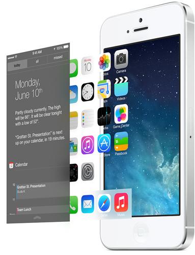 iOS 7 Parallax effect